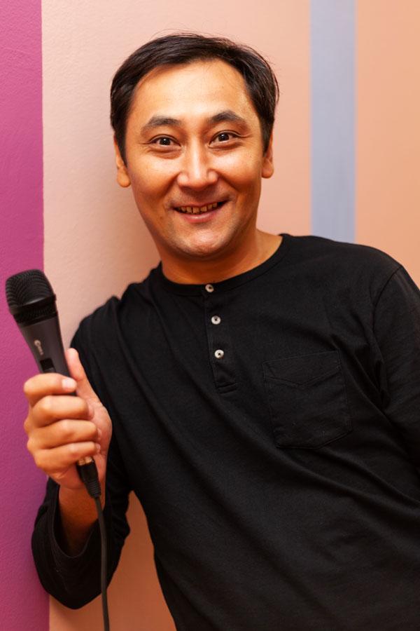 Омарбаев Аскар Канатович - Учитель вокала