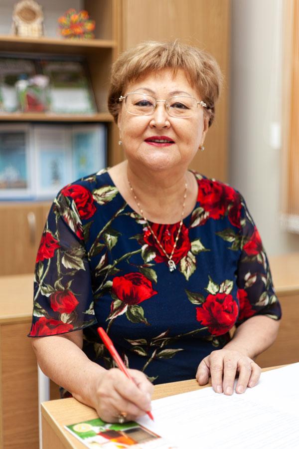 Молгаждарова Найля Каирбековна - Учитель нулевого класса.