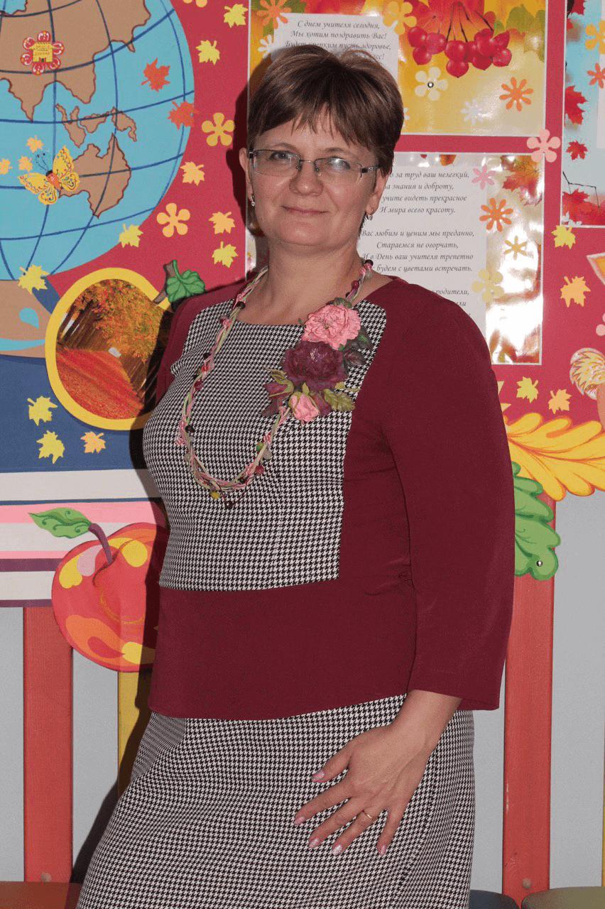 Рябова Евгения Валерьевна - Учитель начальных классов.