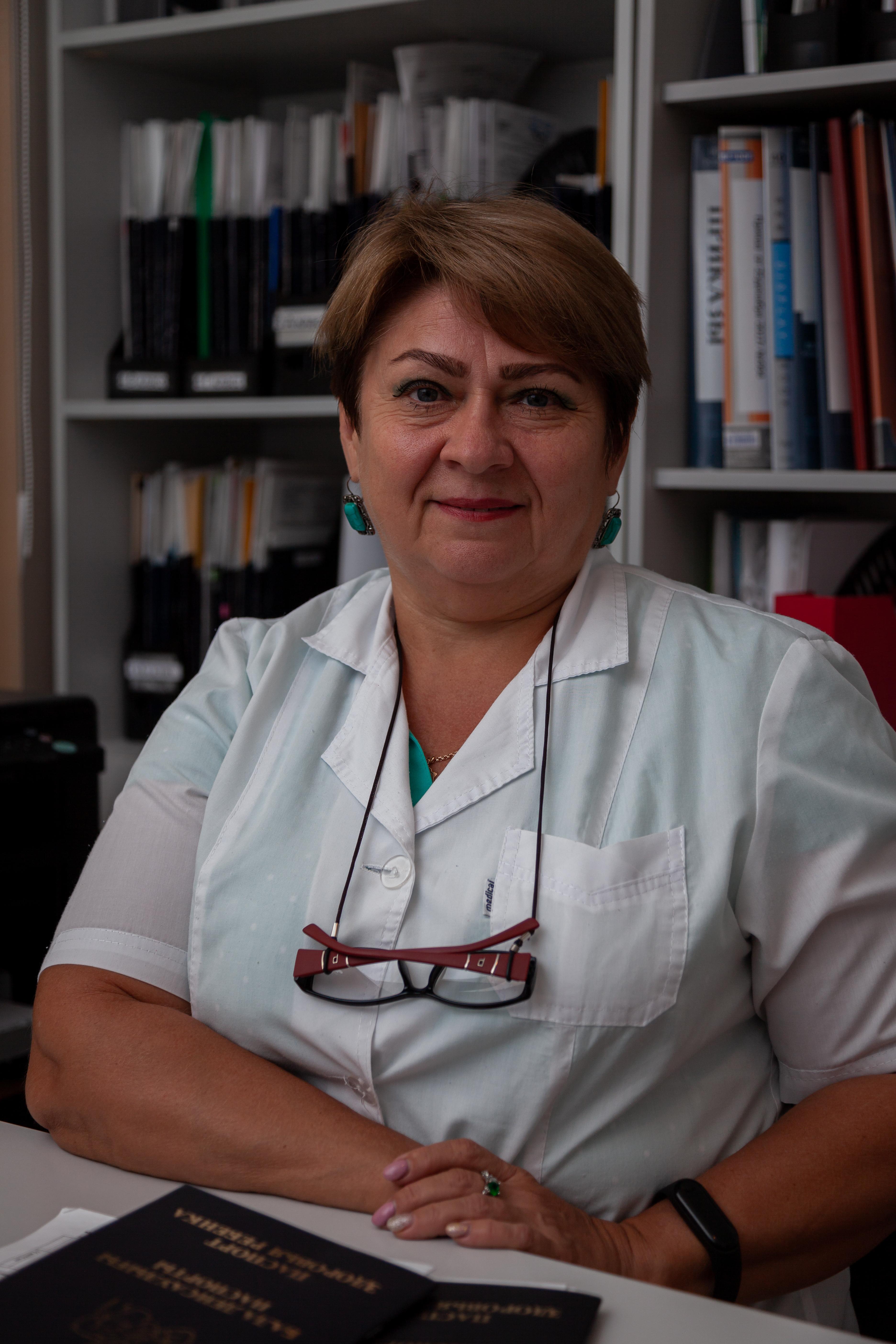 Колесниченко Татьяна Витальевна - Медицинская сестра