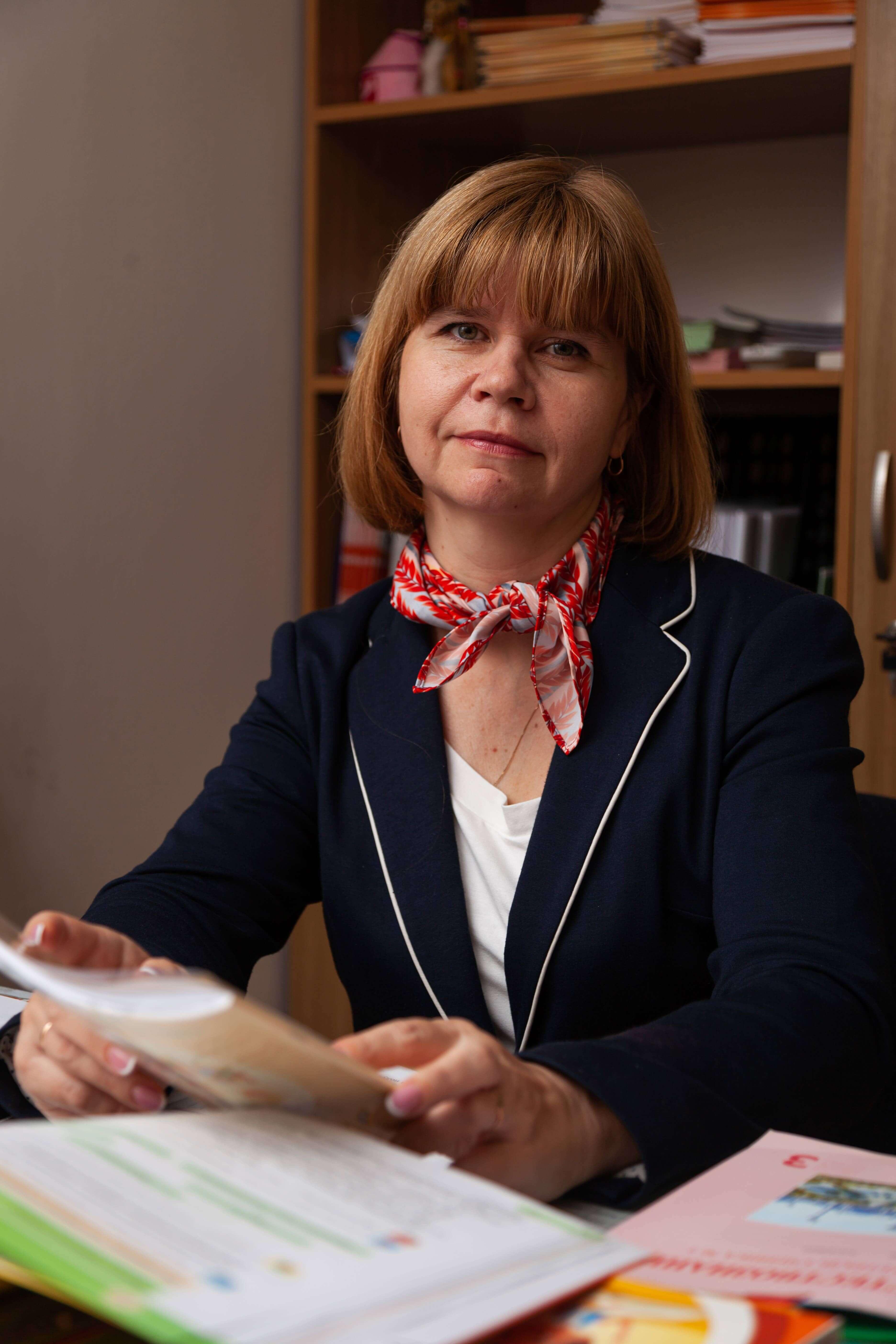 Харламова Надежда Владимировна - Учитель начальных классов