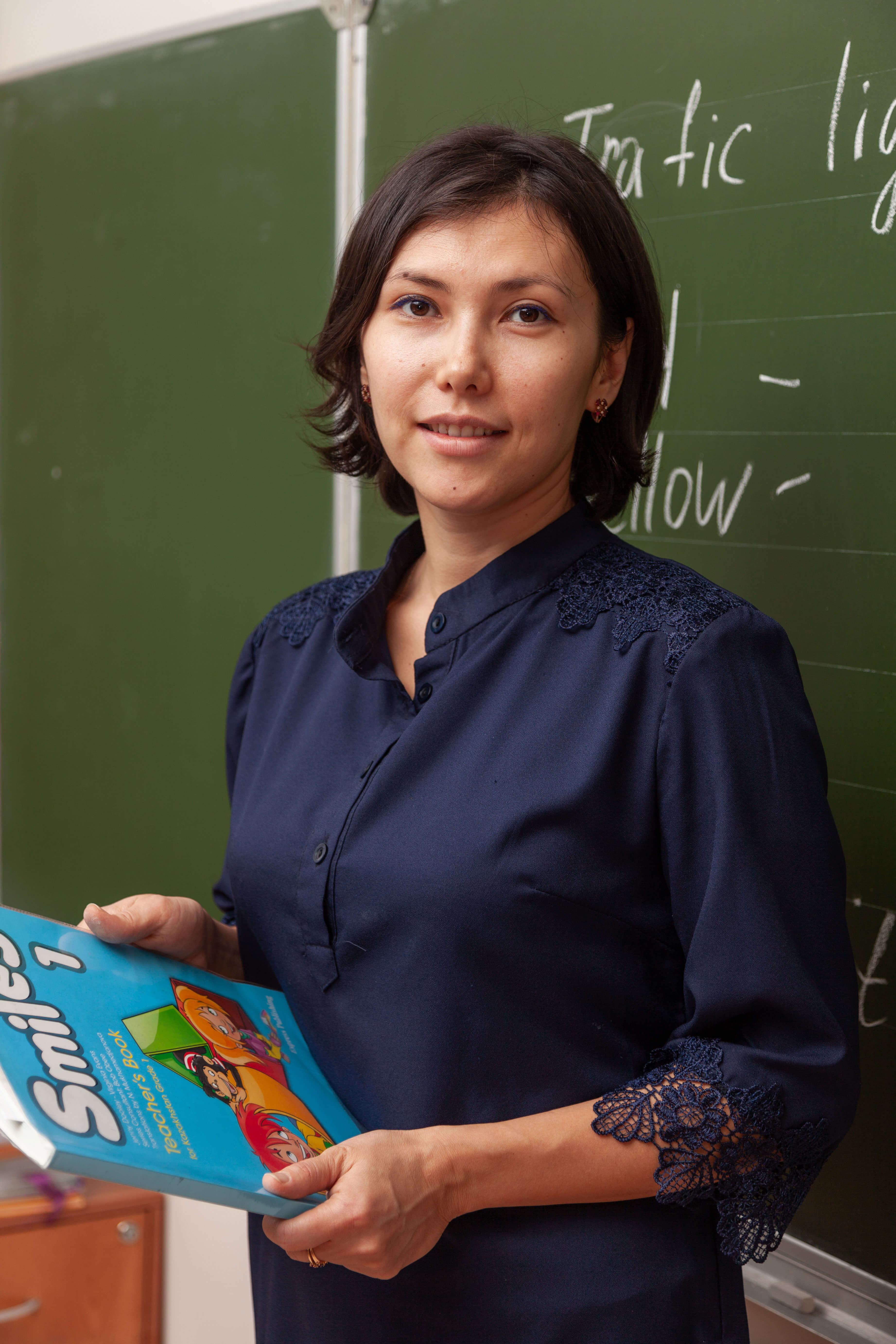 Ким Александра Владимировна - Учитель английского языка