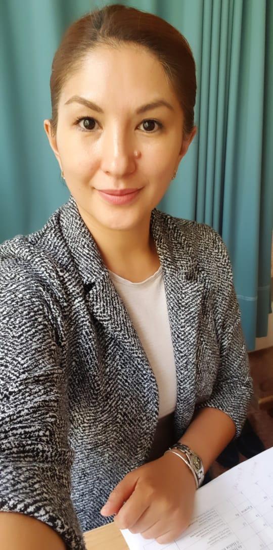 Даутова Насиба Маратовна - учитель хореографии