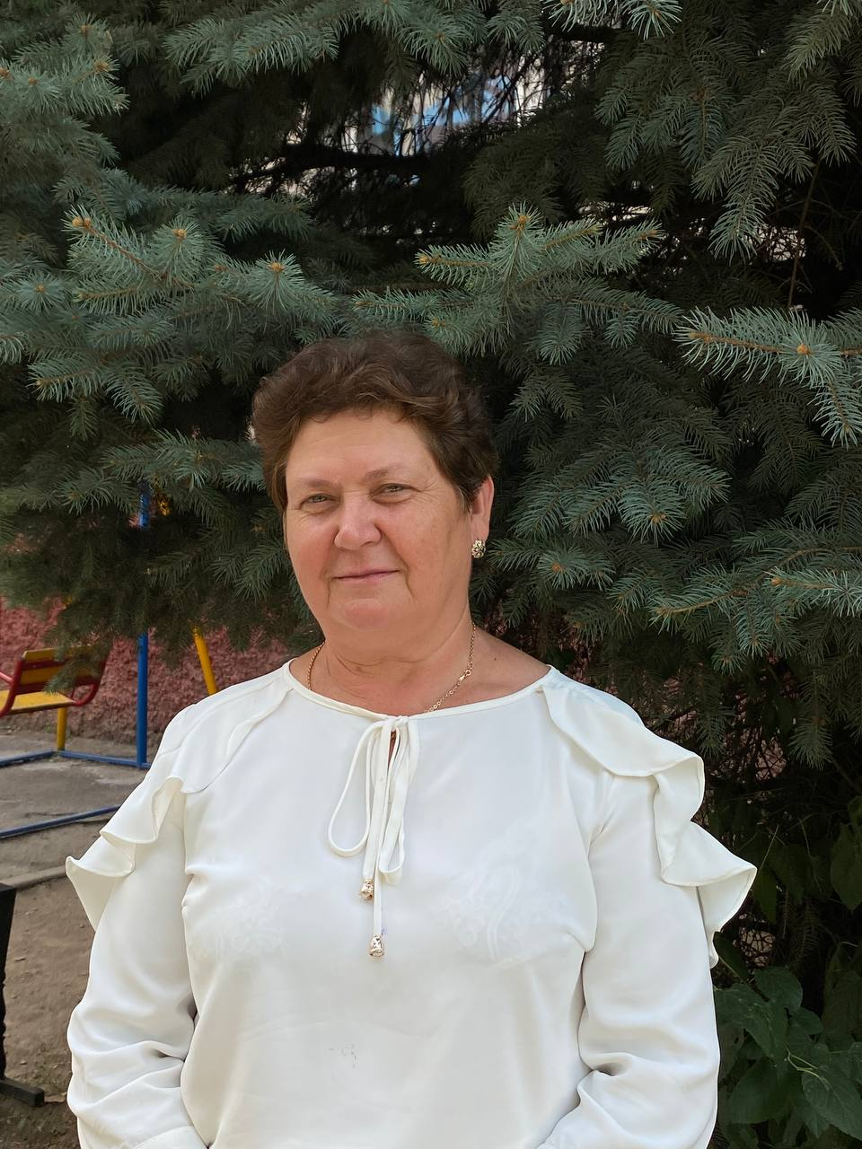 Степанова Ольга Ивановна -